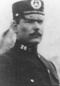 Sergeant Mark A. Prynn